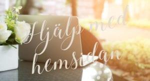 Hjälp med Hemsidan Stockholm webbdesigner Stockholm