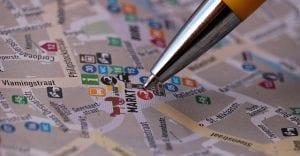 Hjälp med hemsidan google maps
