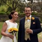 hemsida till bröllopet dela all viktig information för dina gäster
