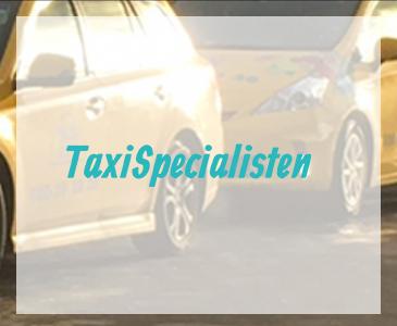 Snygg hemsida till taxibolag designad av webbyrån Hjälp med hemsidan i Stockholm och Åkersberga Hemsidor galleri