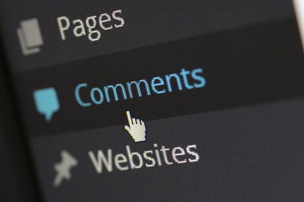 Kommentarer i WordPress