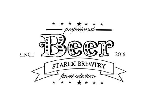 Design av snygga öletiketter till eget öl