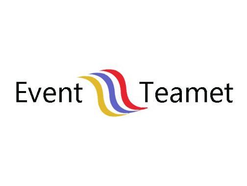 Logga till eventföretag Design av hjälp med hemsidan