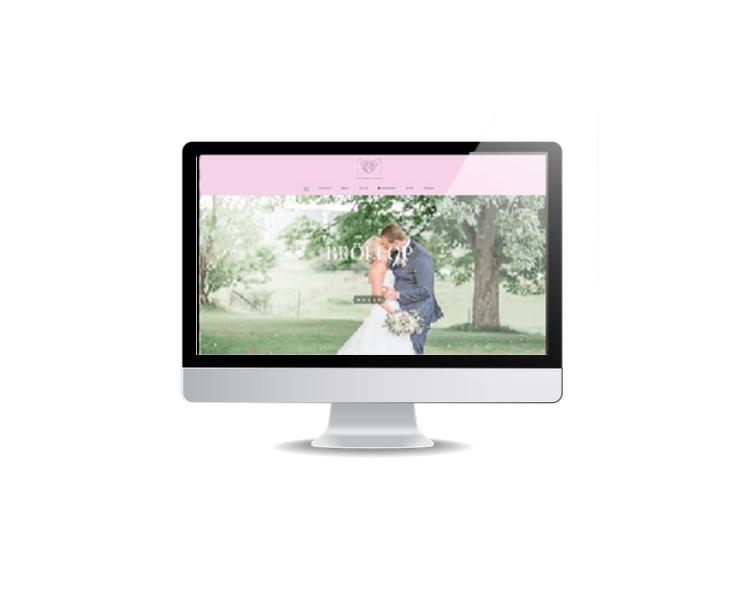 webbsida till fotograf