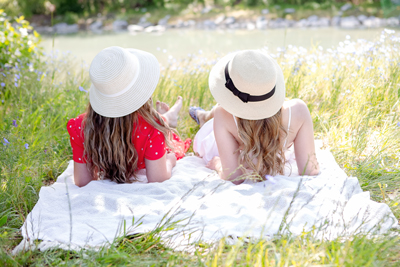 Ett bra innehåll på hemsidan innebär inte att du måste vara expert Det går bra att berätta om din sommarutflykt