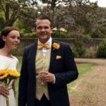 Hemsida till bröllopet