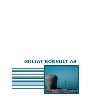 Broschyr trycksaker - Hjälp att designa trycksaker broschyr till Goliat