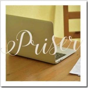 webbsida i wordpress Priser hemsidor - billigaste webbsidan