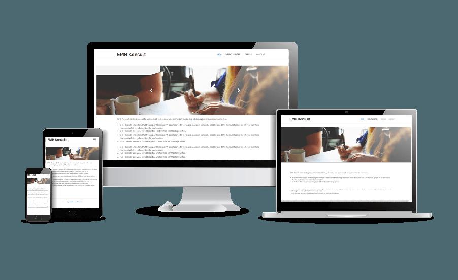 Snygga hemsidor konsulter Webbyrå i Stockholm Hjälp med hemsidan Snygga hemsidor