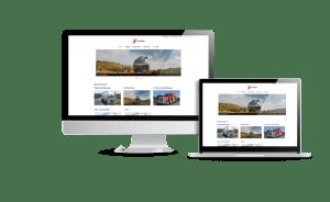 Snygg hemsida galleri 2018 utbildningar Stoneridge Webbdesign webbyrån Hjälp med hemsidan