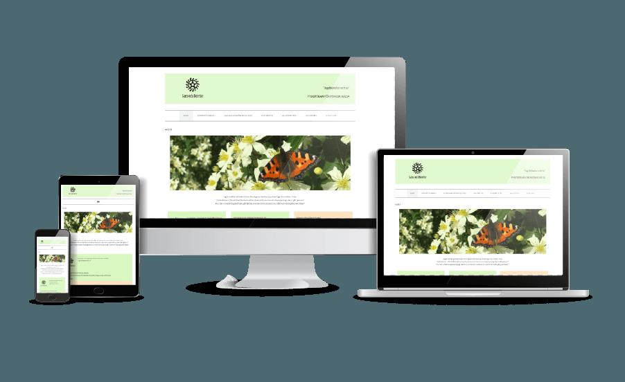 Unik webbdesign Strunge Sans och rörelse hemsida Webbdesign hjälp med hemsidan Stockholm Åkersberga