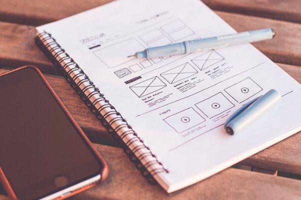 WordPress teman styr hemsidan layout - temat är utseendet i WordPress