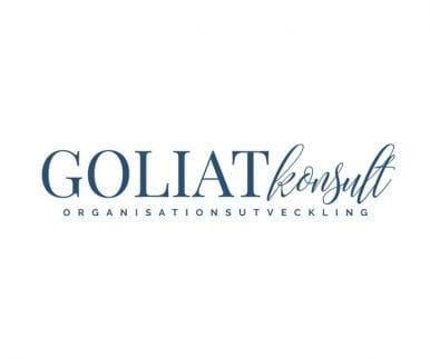 Goliat logotyp