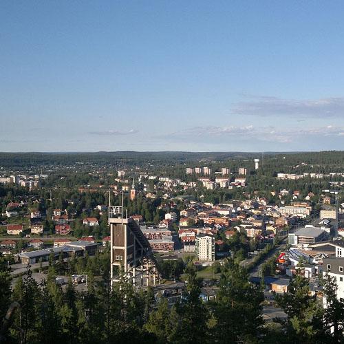 Hjälp med hemsidan i Umeå