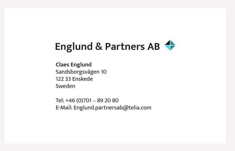 Visitkort till företag Design av snygga trycksaker visitkort design av webbyrå i Åkersberga och Stockholm Hjälp med hemsidan