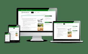 Snygga hemsidor 2018 Galleri Handy Home Man Hantverkare hemsida Webbdesign av Hjälp med hemsidan