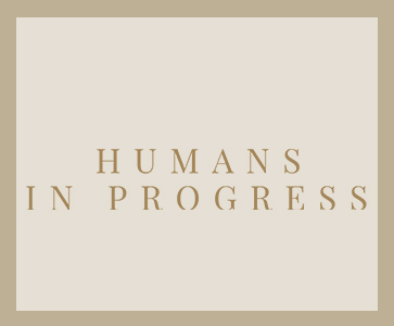 Humans in progress hemsida