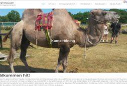 Ormöga kamelranch