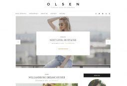 Modern hemsida 2018