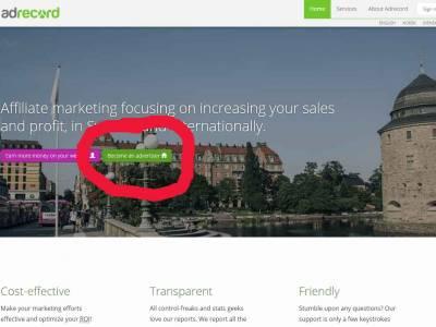 Bli affiliate och tjäna pengar på din hemsida