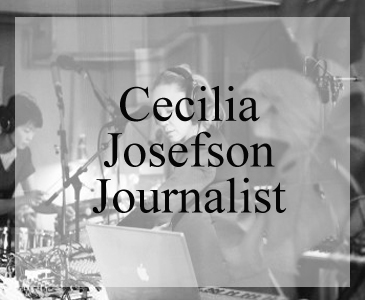 Snygg hemsida till journalist Webbdesigner Hjälp med hemsidan en kompentent webbyrå i Stockholm och Åkersberga Snygga webbsidor gjorda i WordPress Galleri hemsidor