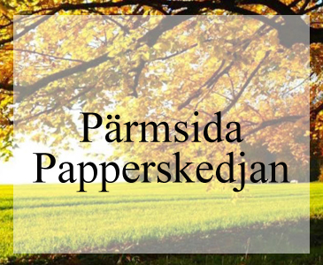 Snygga trycksaker pärmsida till papperskedjan Snygga trycksaker i Word eller InDesign Design av Hjälp med hemsidan en designbyrå i Stockholm och Åkersberga