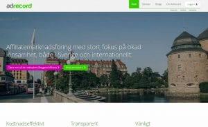 Tjäna pengar på webbsidan som affiliate hos TradedoublerTjäna pengar på webbsidan som affiliate hos Adrecord