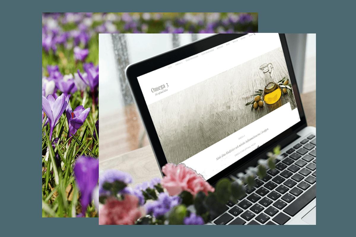 Hjälp med hemsidan Åkersberga bästa webbyrån