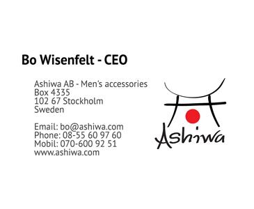 Design av snygga visitkort till företag Grafisk designer Hjälp med hemsidan i Stockholm och Åkersberga Galleri med snygga trycksaker
