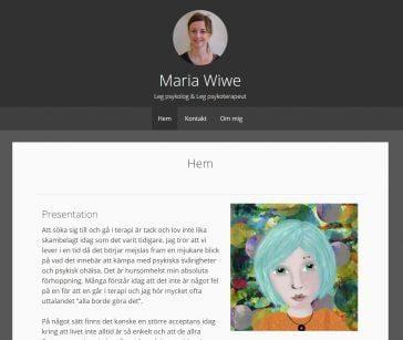 Maria Wiwe