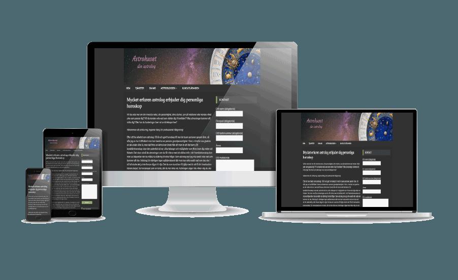 Billig webbyrå i Stockholm med snygga hemsidor