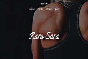 Hemsida kundbetyg från RaraSara