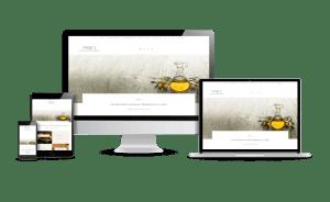 Hemsidor gjorda i WordPress - webbdesigner Hjälp med hemsidan
