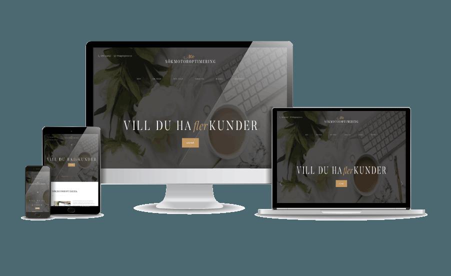 billig webbyrå Stockholm snygga hemsidor