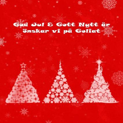 Julkort trycksaker exempel