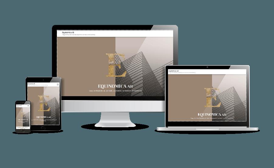 WordPress hemsida - webbdesign Snygga webbsidor Hemsida till Ekonom Equinomica Snygga hemsidor 2018 Galleri Webbdesign Hjälp med hemsidan webbyrå i Stockholm och Åkersberga