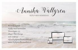 Snygga visitkort design