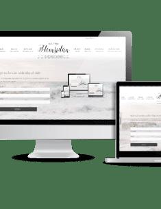 Galleri med snygga webbsidor 2018 Webbdesigner Hjälp med hemsidan