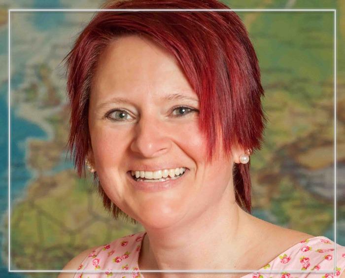 Annika Vallgren på Webbyrån Hjälp med hemsidan