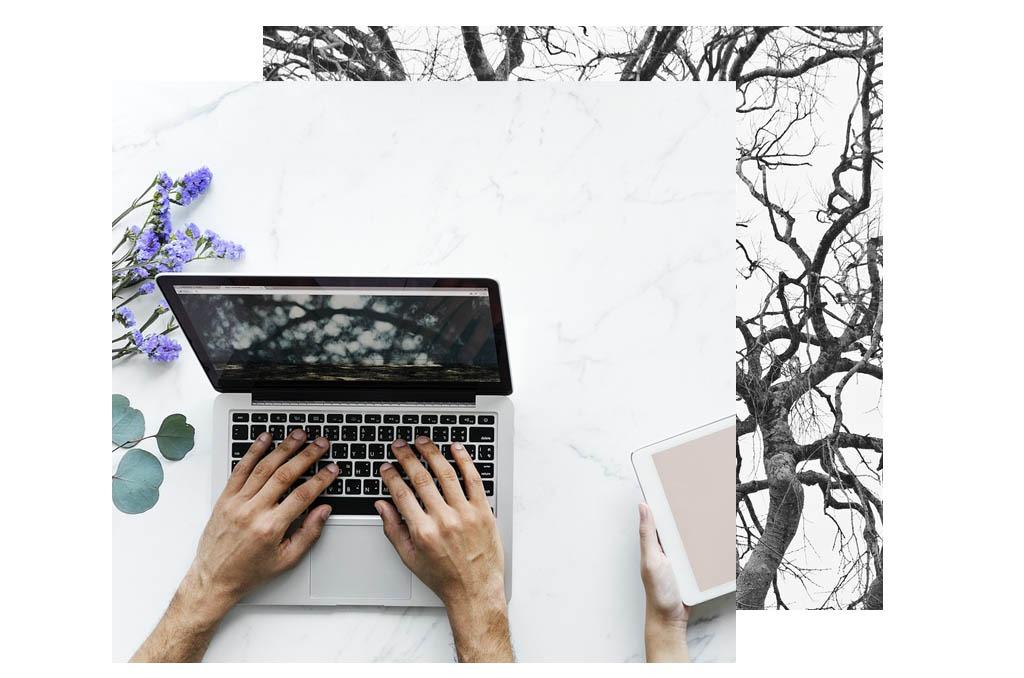 Bilder på hemsidan komprimering och upphovsrätt