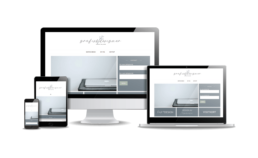 WordPress hemsida - webbdesign billig hemsida hittar du hos hjälp med hemsidan