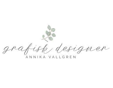 Grafisk Design Logotyp