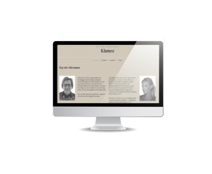 hemsida till översättare och korrekturläsare