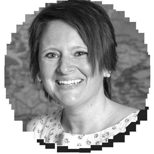 Annika Vallgren webbdesigner och grundare av Hjälp med hemsidan