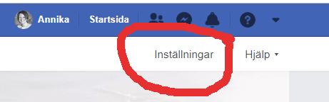 Stänga av kommentarer på Facebook företagssida