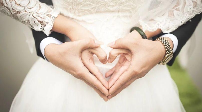 Hemsida till bröllop