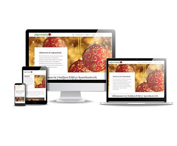 Galleri med snygga hemsidor Snygg hemsida Julgranskulan Webbdesigner Hjälp med hemsidan i Stockholm och Åkersberga Snygga webbsidor gjorda i WordPress