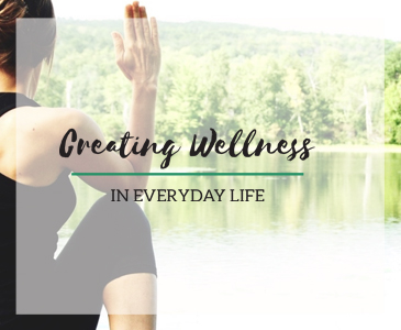 Creating Wellness hemsida