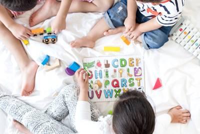 Blogga om något som inspirerar dig. Kanske barn och familjeliv är din grej?