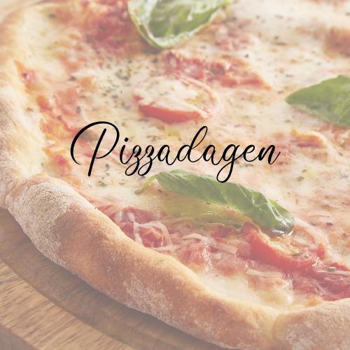 Pizzadagen tjäna pengar på din hemsida
